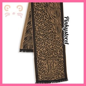 🐆Authentic Roberto Cavalli Scarf🐆
